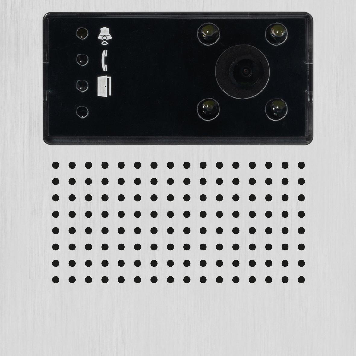 IP-Modul mit Kamera ohne Taster