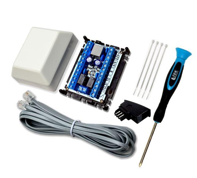 Patchbox die zentrale Anschlussverteilung